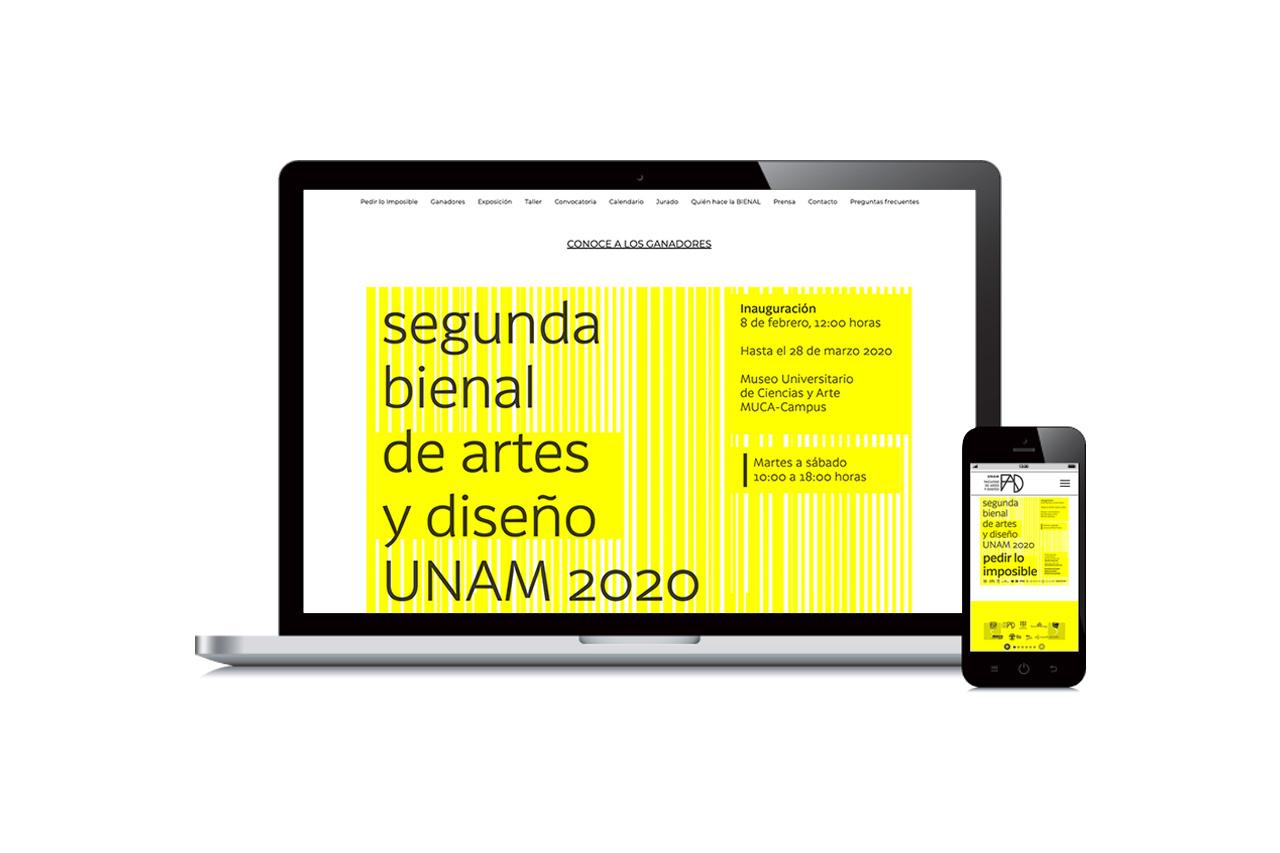 Cayab Estudio Bienal UNAM