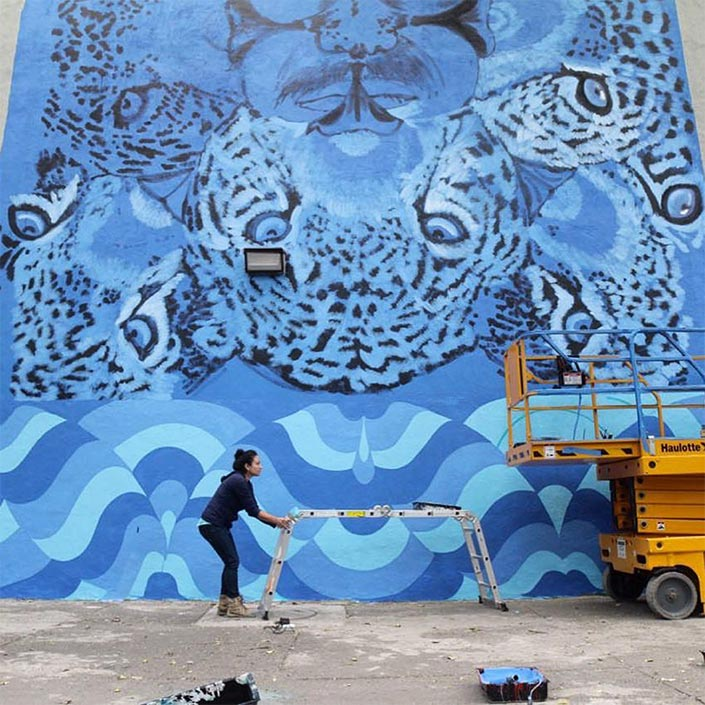 MURO Street Art cayab